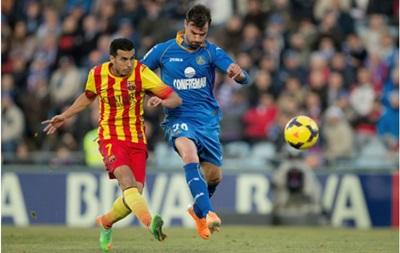 Хетафе - Барселона: Онлайн трансляція матчу чемпіонату Іспанії
