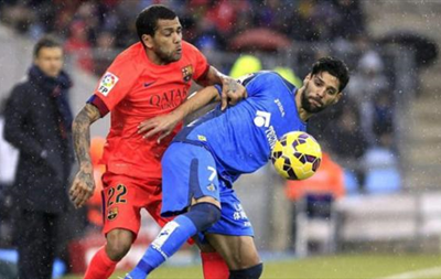 Барселона не змогла переграти Хетафе