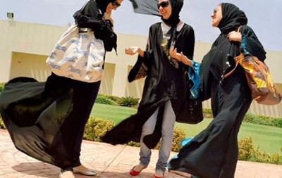 У Саудівській Аравії жінку заарештували за похід на футбол