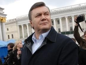 Янукович не исключает создания широкой коалиции