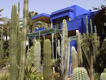 В Марокко развеяли прах Ива Сен-Лорана