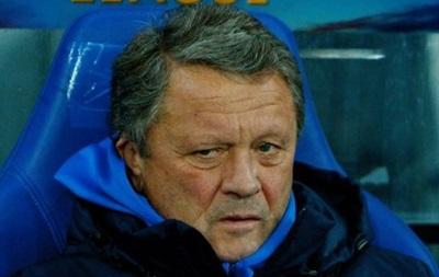 Маркевич: Мы смазали концовку футбольного года