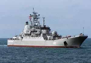 Константин Ольшанский вошел в нейтральные воды рядом с побережьем Ливии