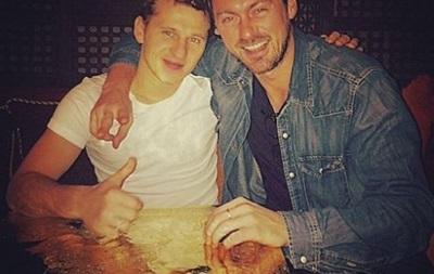 Встреча старых друзей: Милевский увиделся с Алиевым