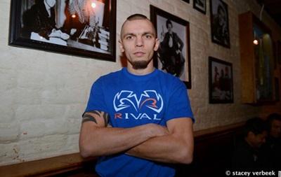 Бокс: Непереможний українець Редкач повернеться на ринг 9 січня