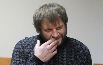 Судьба Александра Емельяненко будет решаться в суде