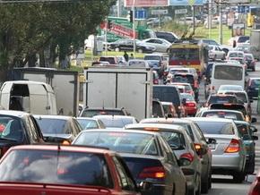 ГАИ: Поток транспорта на выходные дни в направлении моря увеличится минимум в два раза