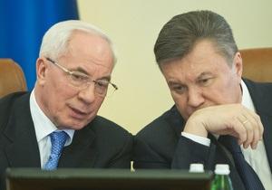 Азаров - Премьер-министр - Николай Азаров - Сегодня исполняется три года с того момента, как Азаров стал премьер-министром