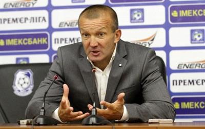 Екс-тренер Чорноморця Григорчук працевлаштувався в Азербайджані