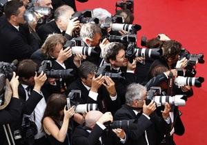 Фотогалерея: Особенности киноохоты. Фотографы на Каннском кинофестивале