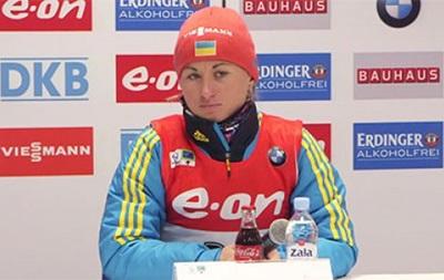 Валя Семеренко: Рада, что с тренерами можем показывать такие результаты