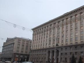 Строители киевского метро объявили мэрии бессрочную забастовку