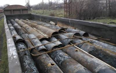 Из зоны АТО металлолом вывозят поездами