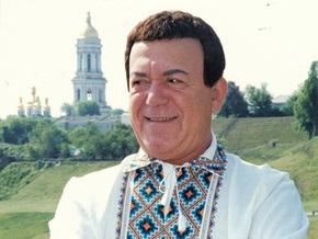 Иосиф Кобзон споет на Певческом поле в Киеве