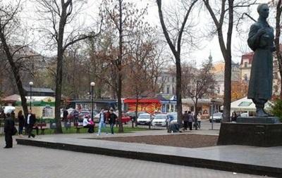 Контрактовую площадь перекроют до 14 января