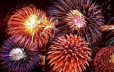 Жителей Днепропетровска просят отказаться от фейерверков на Новый год