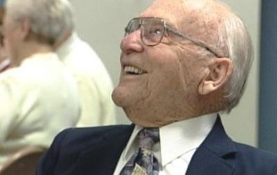 Старейший житель США скончался в возрасте 110 лет