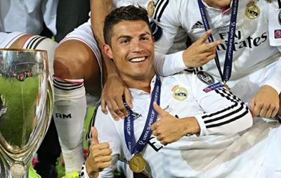 Роналду возглавил рейтинг ста лучших футболистов мира по версии The Guardian