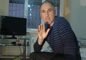 Анзор Царнаев собирается вылететь в США к сыну