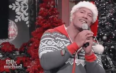 Актор Скала заспівав різдвяну пісню: відео стало хітом YouTube