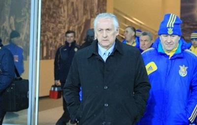 Фоменко: Выступление сборной оценил бы на крепкую  четверку