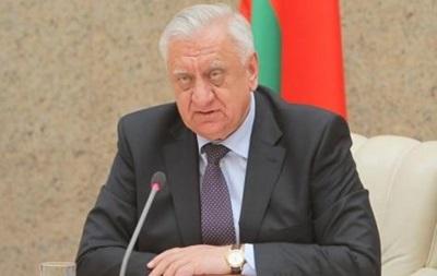 Екс-прем єр Білорусі очолить верхню палату парламенту