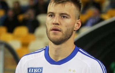 Капітани і тренери українських команд визнали Ярмоленка найкращим гравцем