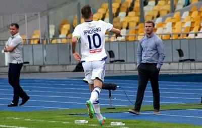 Ребров: Ярмоленко очень нужен Динамо