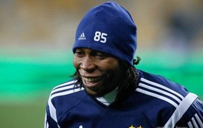 Суркіс: На якийсь час Мбокані може втратити свої найкращі кондиції