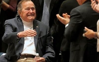 Джордж Буш-старший готов к выписке из больницы