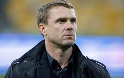 Сергей Ребров - лучший тренер Украины 2014 года