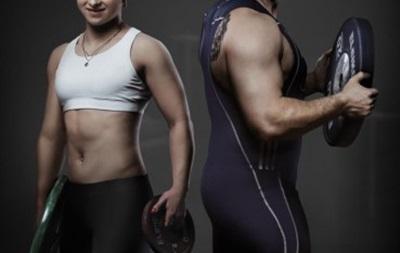 Українські важкоатлети знялися у відвертій фотосесії