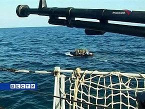 На освобожденном греческом судне покончил с собой грузинский матрос