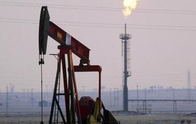 Ціни на нафту Brent опустилися нижче 57 доларів