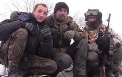 Бійці АТО привітали українців з Новим роком