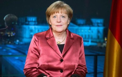 Меркель: Ключ до розв язання української кризи - європейська єдність