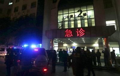 В Шанхае в новогоднюю ночь произошла давка, погибли 35 человек