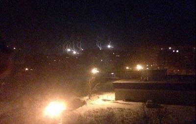В Донецке сепаратисты устроили  праздничную стрельбу  - соцсети