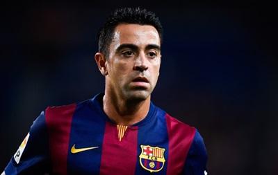 Хаві: У Барселоні ніхто не може використовувати мене в своїх цілях