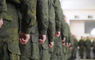 Кримчан зобов язали стати на російський військовий облік