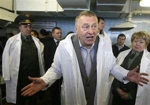 Жириновский призвал отменить запрет на клонирование: Буду рад, если смогу клонировать самого себя
