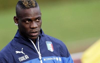 Наполи намерен вернуть Марио Балотелли в Италию