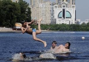 Киевские власти разъяснили, как уберечься от воздействия жары