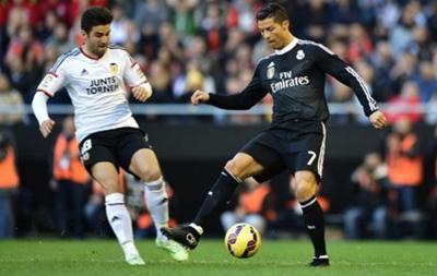 Валенсія перериває рекордну серію Реала