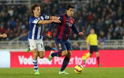 Барселона слідом за Реалом програла свій перший матч у новому році