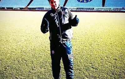 Мілевський раніше за встановлений термін приступив до тренувань у Хайдуку