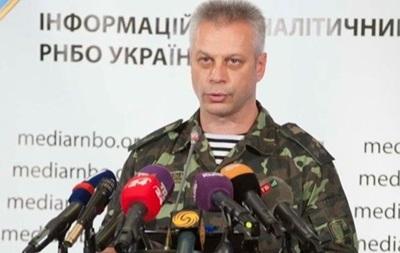 СНБО:  Ополченцы  на Донбассе маскируются под украинскую армию