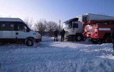 В Одесской области из-за непогоды ограничено движение на некоторых трассах