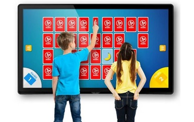 Представлен детский 65-дюймовый планшет