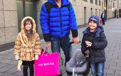 Андрій Воронін очікує поповнення в сім ї